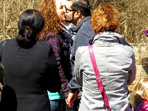 Rishi and Jess KISS!