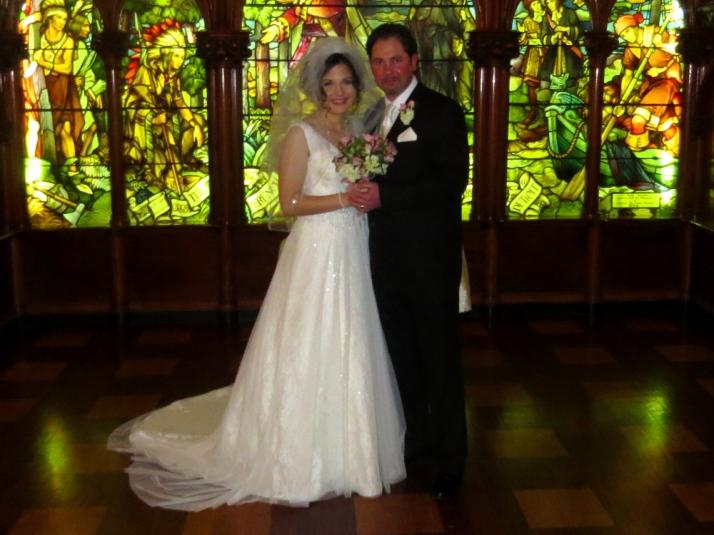 Dossin Museum Wedding 11 12 13 012